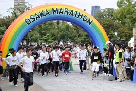 大阪マラソン2015芸能人は誰が走るの?