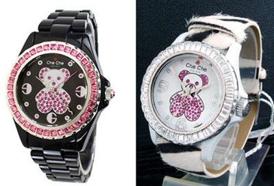 チチ ニューヨークの時計