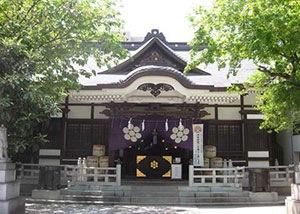 鳥越神社300