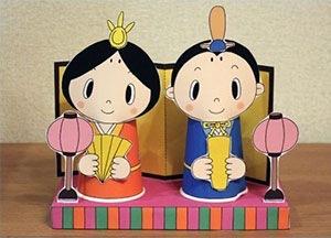 手作り雛人形2