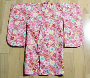 tedukuri-kimono