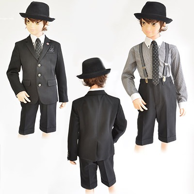 卒園式子供服男の子1