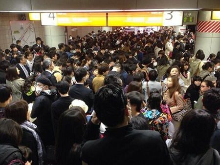 バードストライクの影響で武蔵野線マヒ