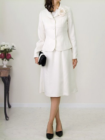 入園式30代ママの服装