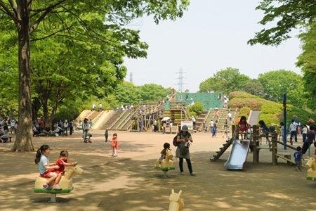 小金井公園 レジュー施設写真1