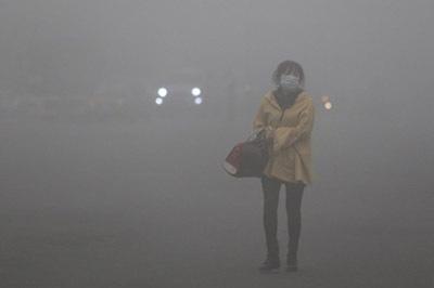 pm25の被害 中国