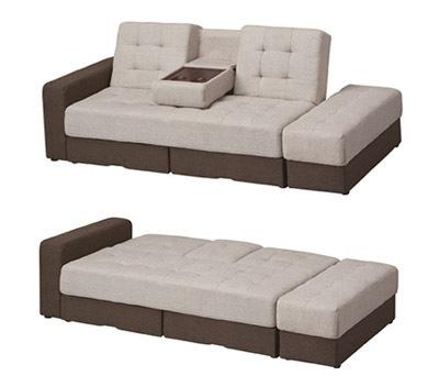 ニトリのソファーベッド