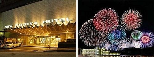 熱海花火大会2016がホテルから楽しめる1