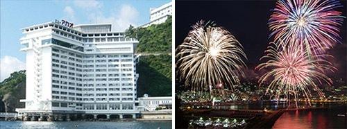 熱海花火大会2016がホテルから楽しめる3