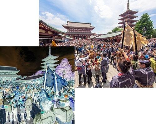 三社祭の歴史をひも解く