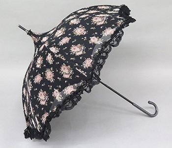 バッグ・財布・雑貨:バゴタ型 日傘