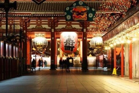 浅草寺と三社祭の歴史