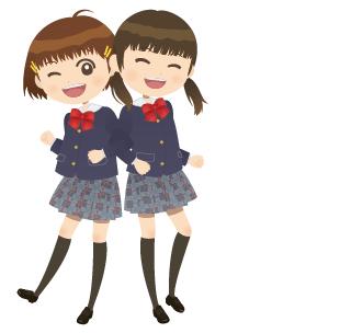 中学生女子に人気のファッション通販