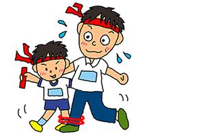 小学校の運動会のおもしろプログラム