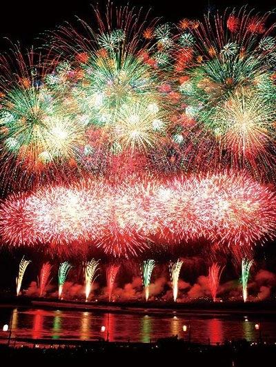 長岡まつり大花火大会2014開催日程