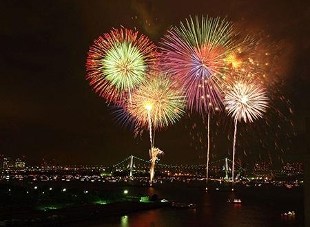 東京湾大華火祭2015穴場スポット