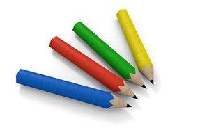 鉛筆の濃さや単位・順番について