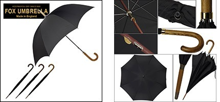 男性用傘の人気ブランド1