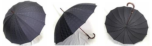 男性用傘の人気ブランド2