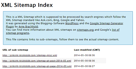 This is a XML Sitemap which is supposed to be processed by search engines which follow the XML Sitemap standard like Ask.com, Bing, Google and Yahoo. It was generated using the Blogging-Software WordPress and the Google Sitemap Generator Plugin by Arne Brachhold. You can find more information about XML sitemaps on sitemaps.org and Google's list of sitemap programs.