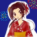yukata-kamigata