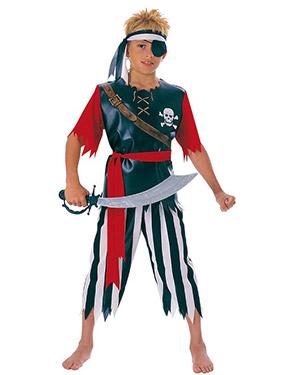 パイレーツキングの衣装