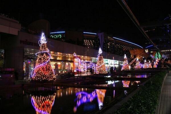 クリスマス イルミネーション 東京の画像3