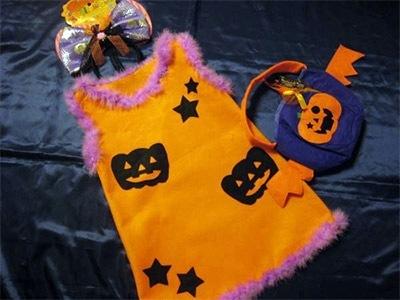 ハロウィン手作り衣装 画像9