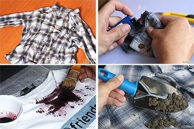 ハロウィン手作り衣装 画像8