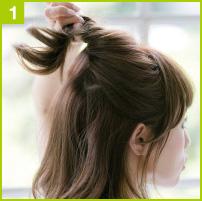 髪型セット画像1