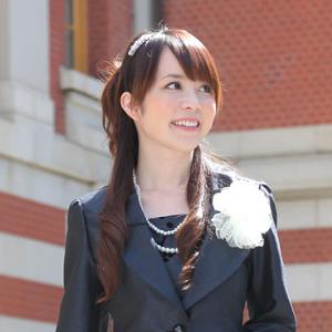 スーツに似合う髪型 ロング2