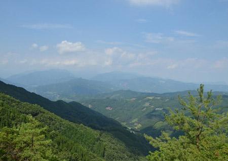 宮崎県 ETOランド速日の峰