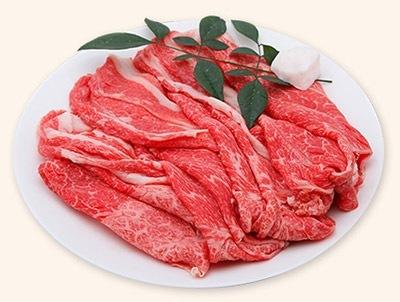 北海道鷹栖町の牛肉