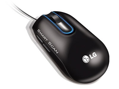 LG LSM-100 マウス型スキャナ
