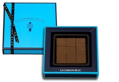 ル・コルドン・ブルーの生チョコ