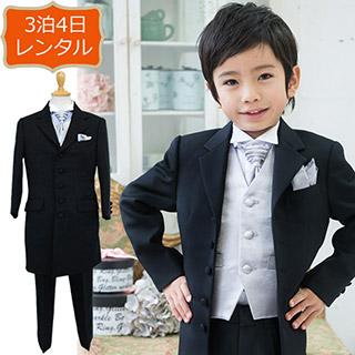 子供用フォーマル服のレンタル