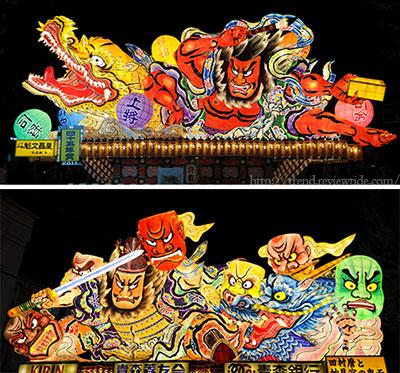 ねぶた:青森市のお祭り