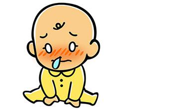 赤ちゃんの体調管理には気をつけて