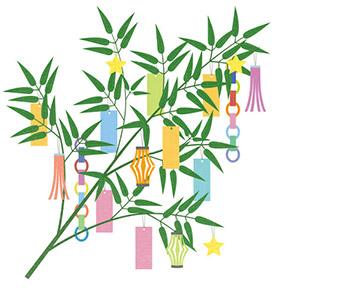 七夕飾りの豆知識
