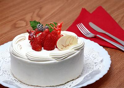 4号、5号…と号数表記になっていてケーキのサイズがよくわからないこと!