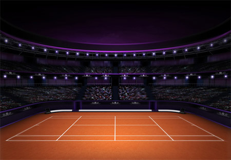 全豪オープンテニス・グランドスラム アジア・パシフィック大会