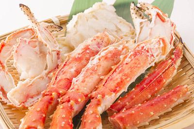 冬の日本海はかにの宝庫。かにを食べるなら断然関西です。