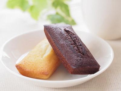 焼き菓子として人気の高いフィナンシェやマドレーヌ