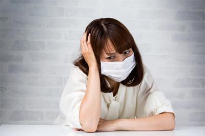 マスクをつけると耳が痛くなる原因3つ