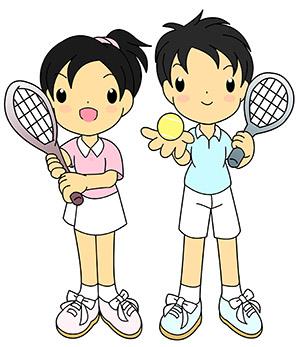 学校テニスクラブ