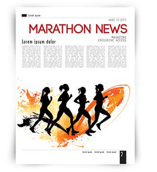 約2万人の女性ランナーが名古屋に集結