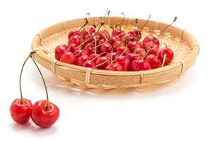 日本で最も栽培されている品種は「佐藤錦(さとうにしき)」