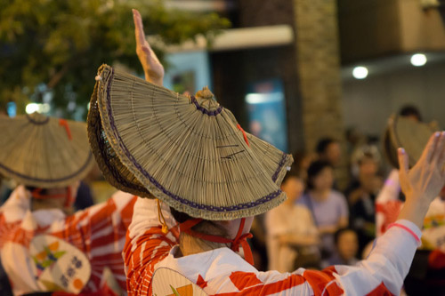 徳島阿波踊り(市内・市外)2017年の日程と有料チケットの情報!