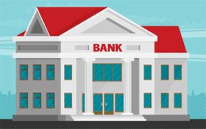 金融機関(銀行など)