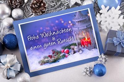 今年は、大切な人に、クリスマスカードを贈ってみませんか?
